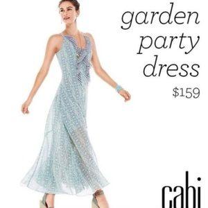 Cabi Garden Party Dress Size 10